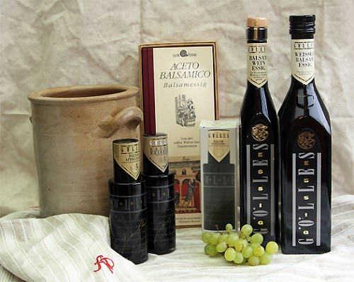 Balsamico-Appel azijn -125 ml
