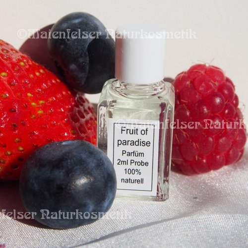 Eau de Parfum Fruit of Paradise - 002 ml