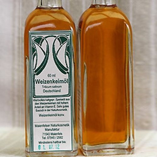 Tarwekiemolie - 60 ml