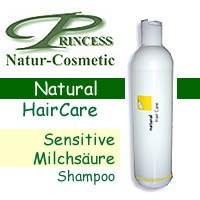 Sensitive Melkzuur Shampoo - 200 ml
