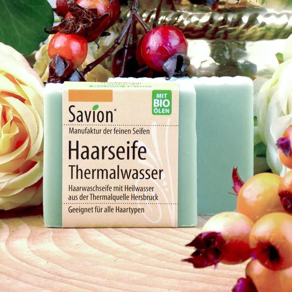 Haarzeep Thermaalwater - 80 gr.