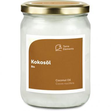 Kokosolie BIO, 500 ml.