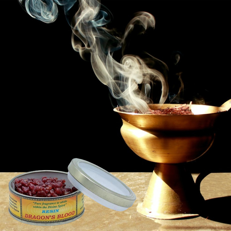 Dragons Blood Resin (Drakenbloed) ca. 60 gr.