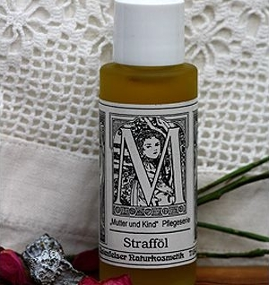 Verstevigende olie (striemen) - 50 ml