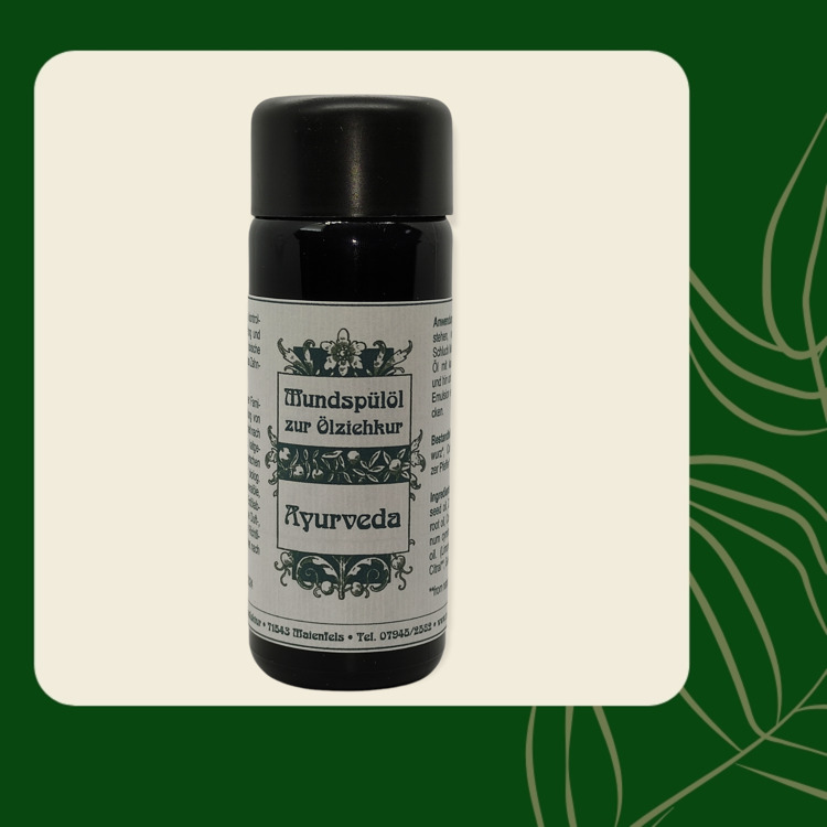 Oil pulling Ayurveda - 100 ml