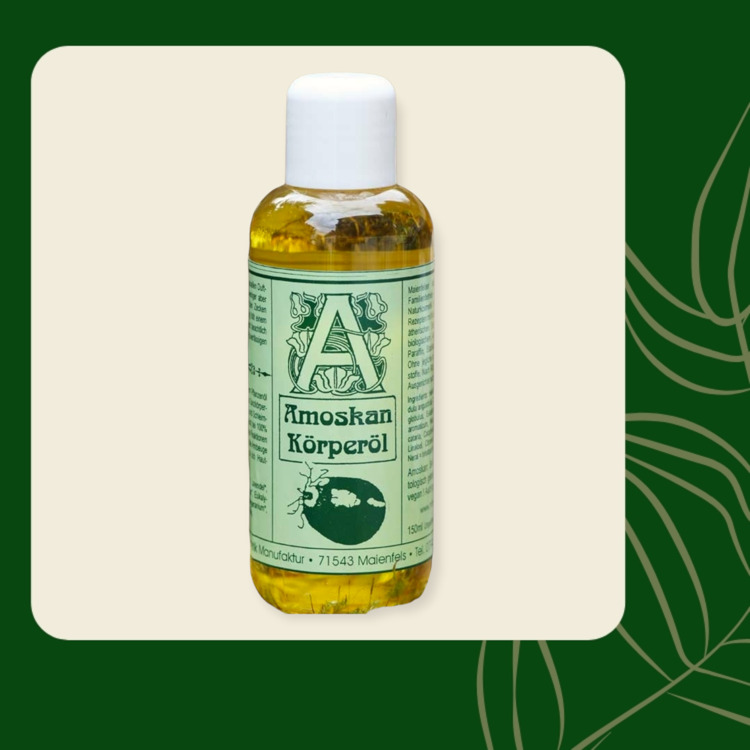 Amoskan® 150 ml PET fles