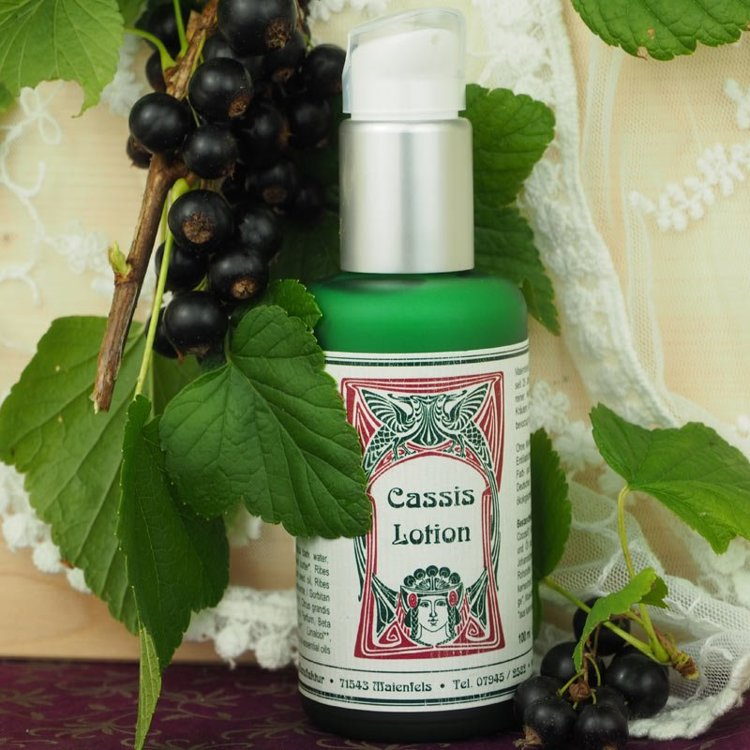 Cassis Lotion - 100 ml
