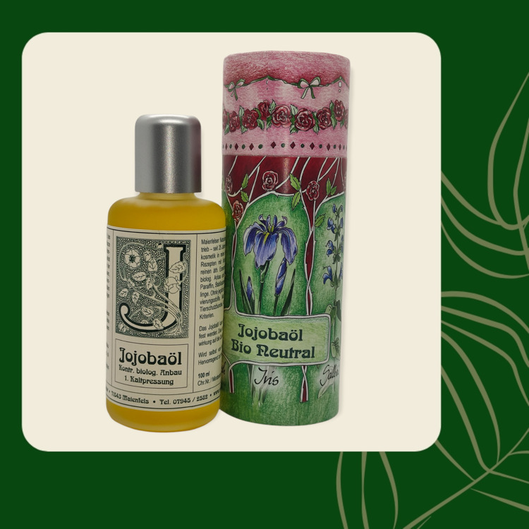 Jojoba Neutrale -olie - BIO, 100 ml
