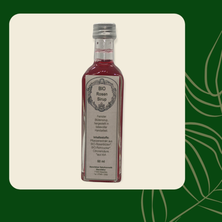 Rozen siroop - 60 ml